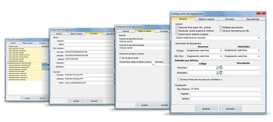 ERP programa gestion pyme | Deisa - www.deisa.net
